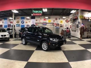 Used 2017 Volkswagen Tiguan WOLFSBURG EDITION  AUT0 AWD LEATHER PANO/ROOF 118K for sale in North York, ON