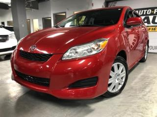 Used 2013 Toyota Matrix for sale in Montreal, QC