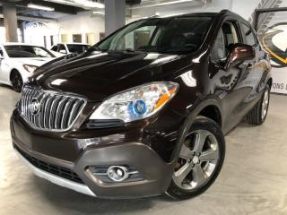 Used 2013 Buick Encore AWD for sale in Montreal, QC
