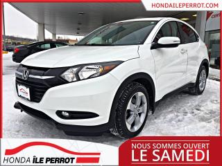 Used 2016 Honda HR-V EX JAMAIS ACCIDENTÉE for sale in Île-Perrot, QC