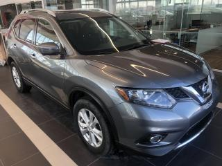 Used 2016 Nissan Rogue SV TECH, GPS, TOIT PANO for sale in Lévis, QC