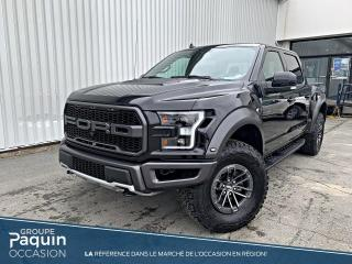 Used 2019 Ford F-150 RAPTOR FORD PERFORMANCE for sale in Rouyn-Noranda, QC