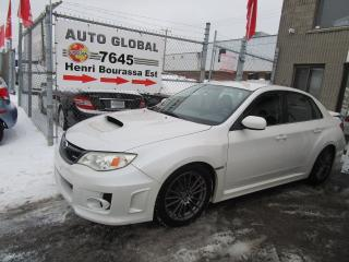 Used 2012 Subaru Impreza WRX WRX berline 4 portes for sale in Montréal, QC