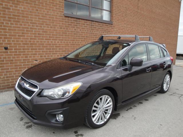 2012 Subaru Impreza PREMIUM 2.0