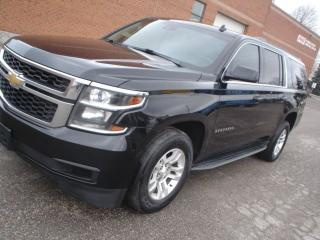 Used 2015 Chevrolet Suburban LS,4WD,8 PASSENGER,ONE OWNER for sale in Mississauga, ON