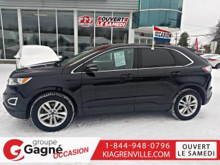 Used 2016 Ford Edge SEL AWD TOIT PANO NAV CUIR for sale in Grenville, QC