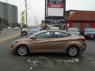 Used 2015 Hyundai Elantra Sport Appearance/ ALLOYS/ SUNROOF / CERTIFIED/MINT for sale in Scarborough, ON