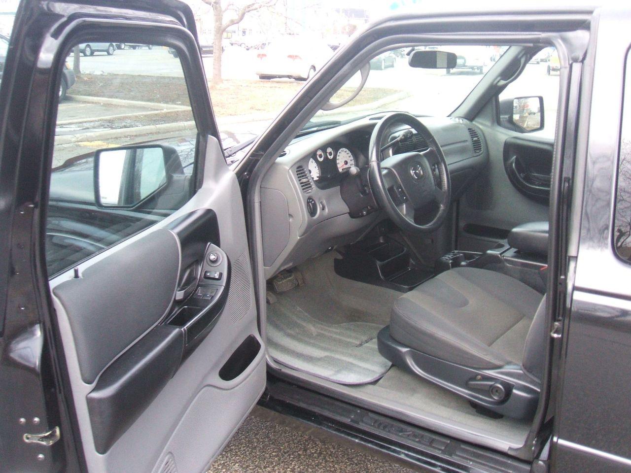 2010 Mazda B-Series