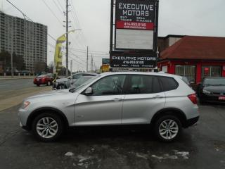 Used 2011 BMW X3 28i/ AWD / LEATHER / PANO ROOF / ALLOYS/ CERTIFIED for sale in Scarborough, ON