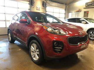Used 2017 Kia Sportage LX for sale in Rivière-Du-Loup, QC
