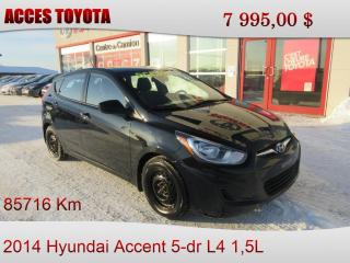Used 2014 Hyundai Accent a voir for sale in Rouyn-Noranda, QC