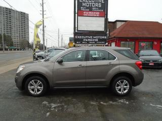 Used 2010 Chevrolet Equinox LS/ ONE OWNER / LOW KM / CERTIFIED / MINT / LOADED for sale in Scarborough, ON