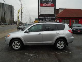 Used 2010 Toyota RAV4 Sport/ ONE OWNER / NO ACCIDENT / LEATHER / 4WD / for sale in Scarborough, ON