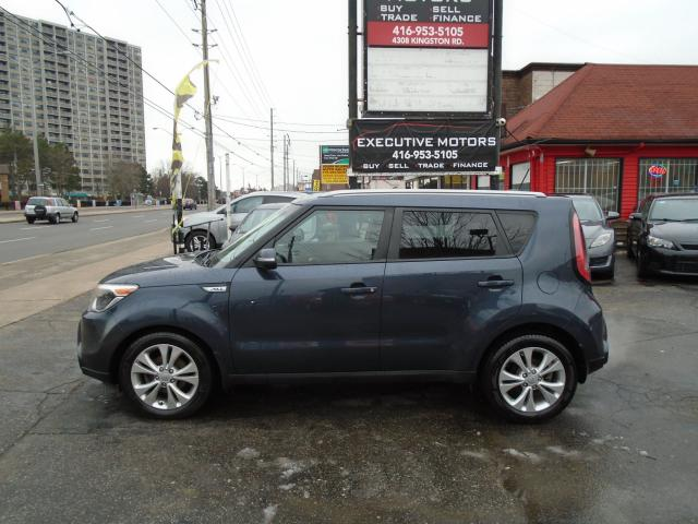 2014 Kia Soul EX+ Eco/ ALLOYS/ CERTIFIED / HEATED SEATS / MINT