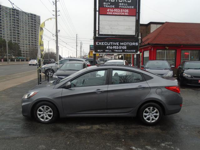 2014 Hyundai Accent GL/ CERTIFIED / NEW BRAKES / ONE OWNER / MINT /