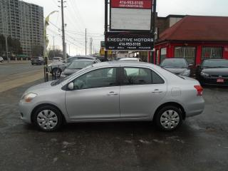 Used 2009 Toyota Yaris CE/ ONE OWNER / NO ACCIDENT / LOW KM / FUEL SAVER for sale in Scarborough, ON