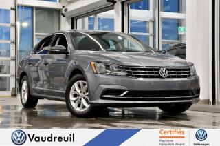 Used 2016 Volkswagen Passat 1.8 TSI Trendline+ * APP-CONNECT * 16PO for sale in Vaudreuil-Dorion, QC