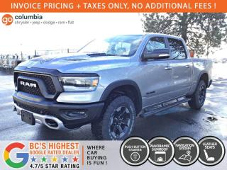 New 2020 RAM 1500 Rebel for sale in Richmond, BC