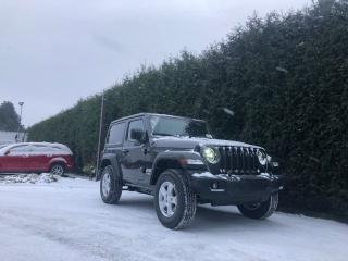New 2020 Jeep Wrangler Sport S 2dr 4WD Sport Utility for sale in Surrey, BC