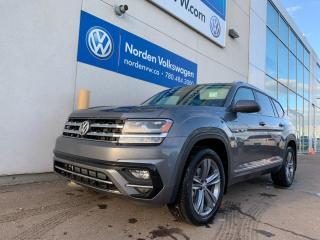 New 2019 Volkswagen Atlas HIGHLINE for sale in Edmonton, AB