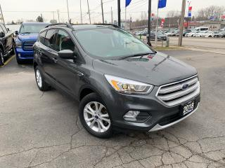 Used 2018 Ford Escape SEL for sale in London, ON
