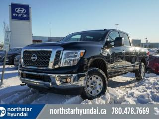 Used 2018 Nissan Titan XD SV XD CREWCAB/BACKUPCAM/PUSHBUTTON/BLUETOOTH for sale in Edmonton, AB