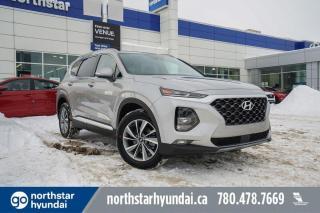 New 2020 Hyundai Santa Fe PREFERRED-APPLE CAR PLAY/ BACK UP CAM/ HEATED STEERING WHEEL/ BLUETOOTH for sale in Edmonton, AB