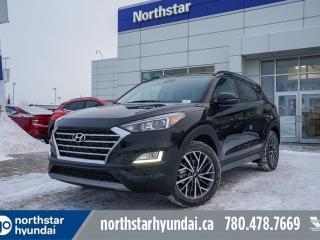 New 2020 Hyundai Tucson LUXURY:BLUELINK/LEATHER/APPLE CARPLAY/SUNROOF/PROXY KEY for sale in Edmonton, AB