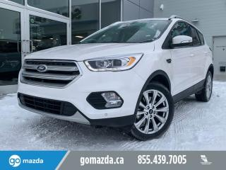 Used 2018 Ford Escape Titanium for sale in Edmonton, AB