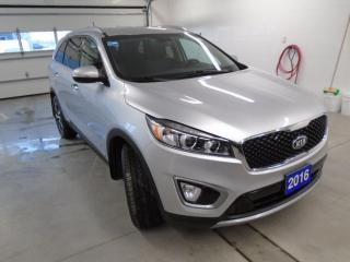 Used 2016 Kia Sorento 2.0L Turbo EX for sale in Owen Sound, ON