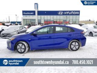 New 2020 Hyundai Ioniq Hybrid Preferred - Blind Spot Monitor, Heated Wheel, Push Button for sale in Edmonton, AB