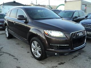 Used 2011 Audi Q7 3.0L TDI NAVIGATION,CAMERA,PANORAMIC ROOF for sale in Oakville, ON