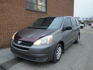 Used 2004 Toyota Sienna CE for sale in Oakville, ON
