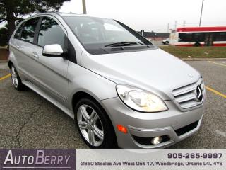 Used 2011 Mercedes-Benz B-Class B200 - 2.0L - FWD for sale in Woodbridge, ON