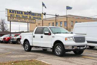 Used 2007 Ford F-150 Lariat for sale in Brampton, ON