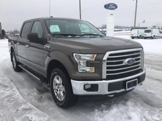Used 2016 Ford F-150 XLT | 4X4 | Navigation System for sale in Harriston, ON