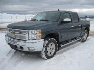 Used 2012 Chevrolet Silverado 1500 LT for sale in Thunder Bay, ON