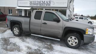 Used 2009 Chevrolet Silverado 1500 LT for sale in Mono, ON