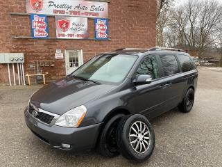 Used 2012 Kia Sedona EX w/Pwr Pkg/SAFETY+WARRANTY INCLUDED/ONE OWNER for sale in Cambridge, ON