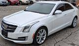 Photo of White 2017 Cadillac ATS