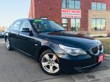 Photo of Blue 2008 BMW 5 Series