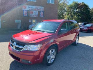 Used 2009 Dodge Journey SXT/3.5L/7 SEATS/SAFETY+WARRANTY INCLUDED for sale in Cambridge, ON