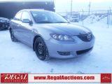 Photo of Grey 2005 Mazda MAZDA3