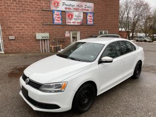 Used 2014 Volkswagen Jetta 2L/2 SETS OF TIRES/SAFETY+WARRANTY INCLUDED for sale in Cambridge, ON