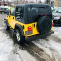 2002 Jeep Wrangler HARD + SOFT TOP CONVERTIBLE