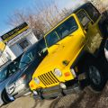 2002 Jeep Wrangler HARD + SOFT TOP CONVERTIBLE