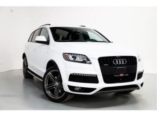 Used 2014 Audi Q7 SPORT    7-PASS   NAVI   21 INCH WHEELS for sale in Vaughan, ON