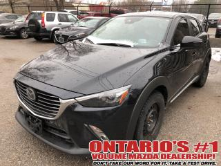 Used 2018 Mazda CX-3 AWD,SUNROOF,NAVIGATION !!! for sale in Toronto, ON