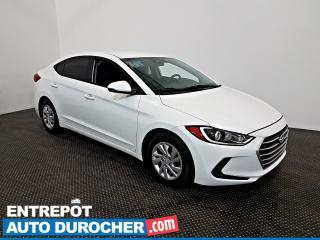 Used 2017 Hyundai Elantra LE - Automatique for sale in Laval, QC