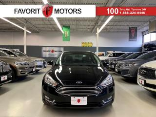 Used 2018 Ford Focus Titanium *CERTIFIED!*|SUNROOF|LEATHER|HEATED SEATS for sale in North York, ON